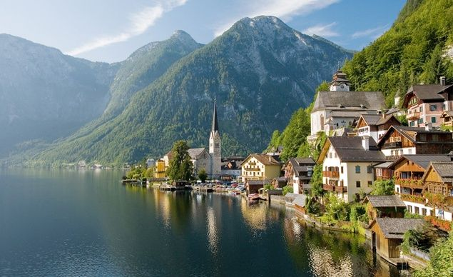 Austria, land of The Sound of Music