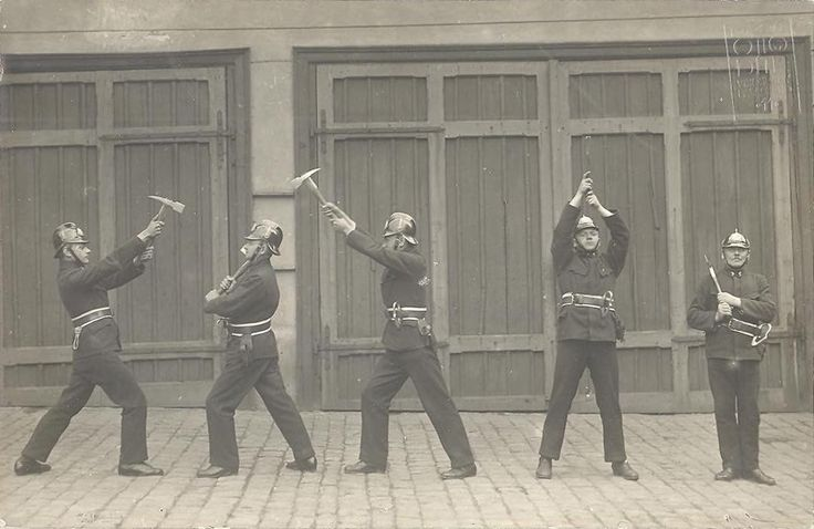 Prague firefighters in action - so ARTEL Style!