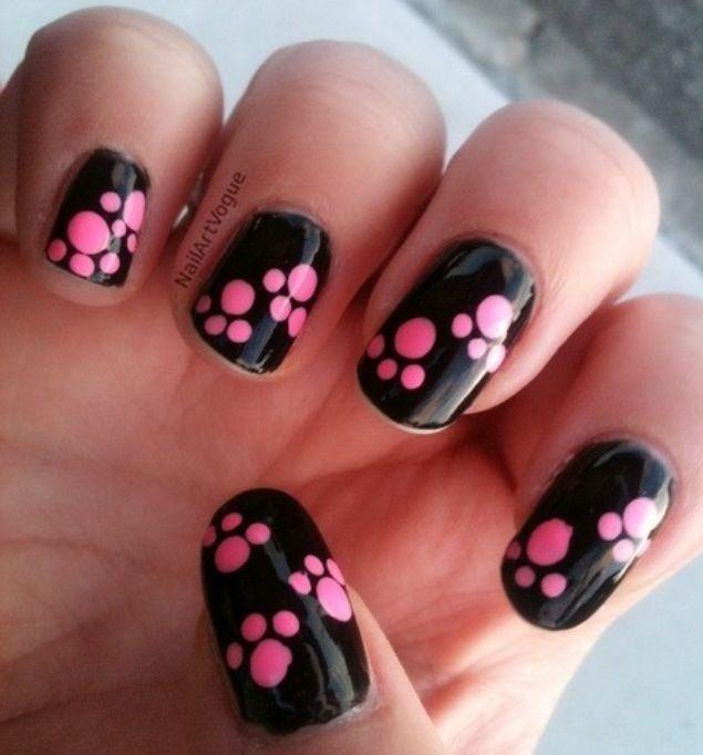 Ute dog paw nails