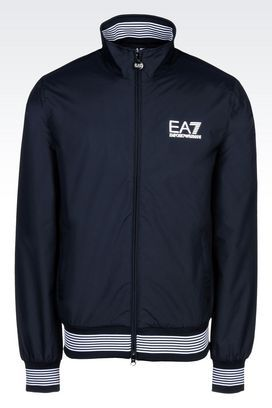 EA7 Men Outerwear at EA7 Online Store