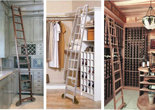 Superb Website For Library Ladders