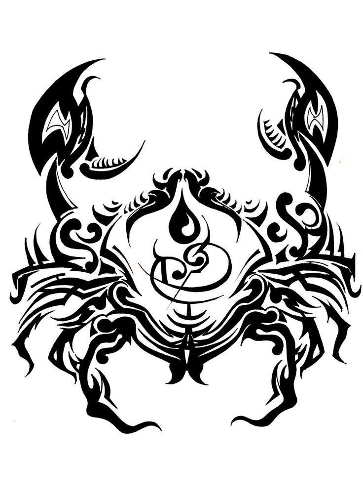 best 25 zodiac cancer tattoos ideas on pinterest zodiac tattoos cancer constellation tattoo. Black Bedroom Furniture Sets. Home Design Ideas
