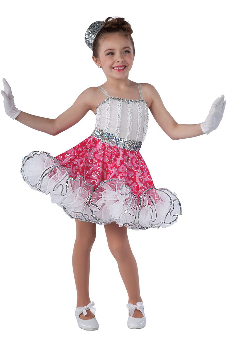 Fuel your child's passion for dancing with our kids dance costumes! We not only offer girls dance costumes, but boys dance costumes as well. Our dance costumes for kids are available in multiple sizes and consist of dance team costumes, dance recital costumes and theme dance costumes including jazz dance costumes, 50s dance costumes and more.