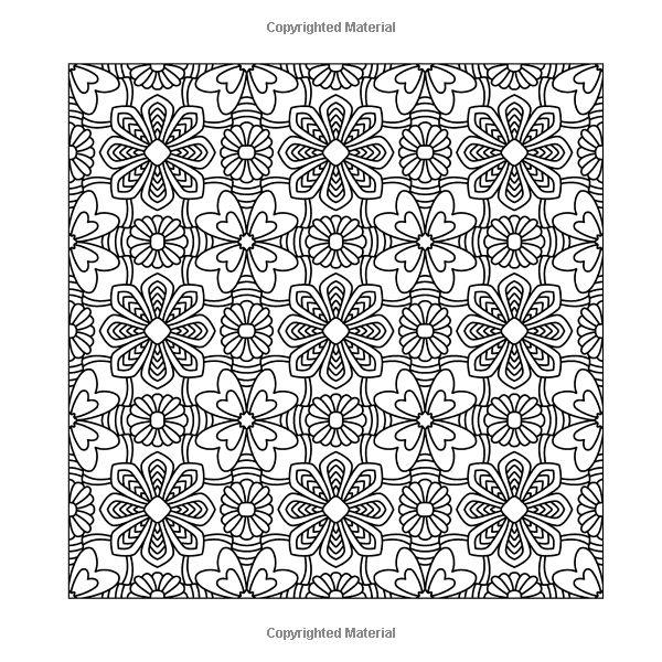 Flowers Angies Patterns Volume 8 Angie Grace 9781493609079 Amazon Mandala DoodleFun CraftsColouringAdult ColoringColoring BookPaper