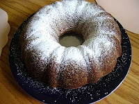 Bishop's Cake - The Silver Palate Cookbook
