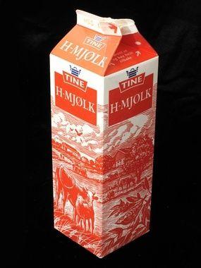 H.Mjolk Milk #packaging PD