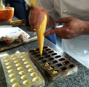 Cook Passion Fruit Filling for Chocolates