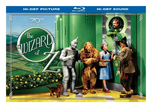 The Wizard of Oz (70th Anniversary Collector's Edition) [Blu $72.88
