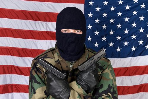 """The Oath Keepers claim to be the """"guardians of the republic"""" -- but they're largely nuts."""