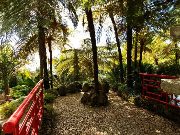 Foto del giardino zen in stile giapponese n.04