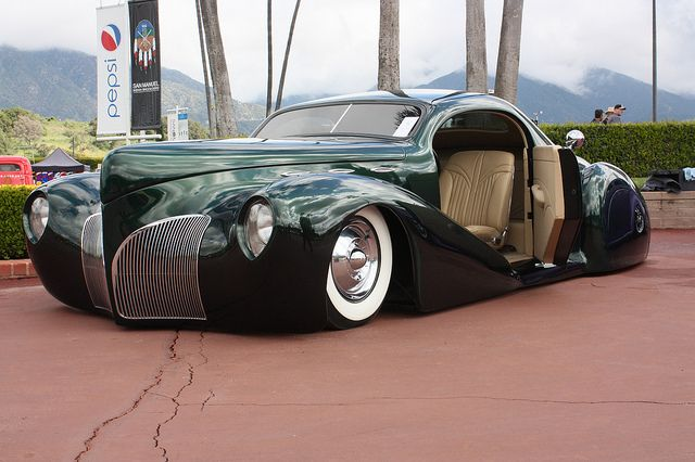 1941 lincoln custom | 1941 Lincoln Coupe
