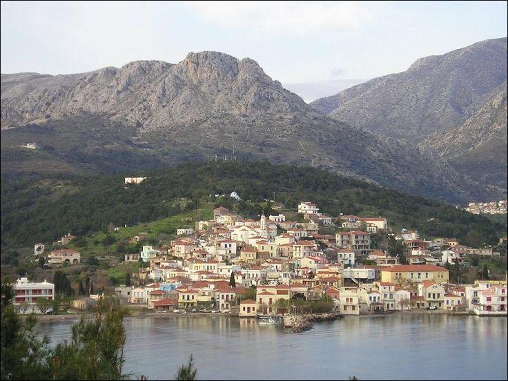 Kardarmyla, Chios, Greece
