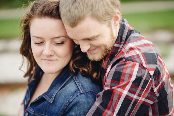 Vanessa and Ben's Downtown Guelph Engagement Session