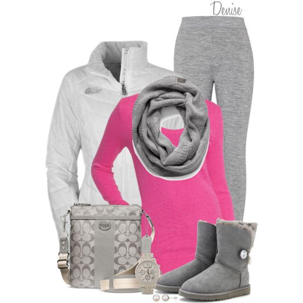 A fashion look from December 2012 featuring Old Navy sweaters, The North Face and Reiss leggings. Browse and shop related looks.
