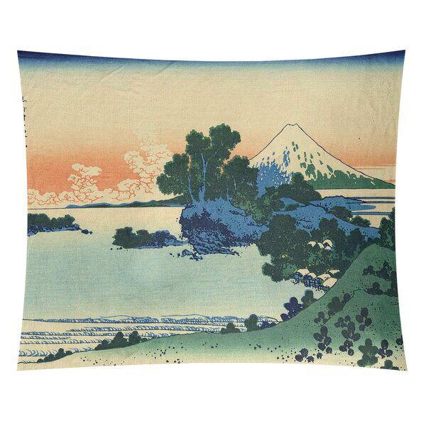 Hague Shichiri Beach In Sagami Province Wall Tapestry In 2020 Tapestry Wall Tapestry World Menagerie