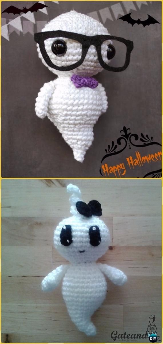 Crochet Halloween Amigurumi Free Patterns Instructions Crochet