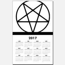 Image result for satanic calendar
