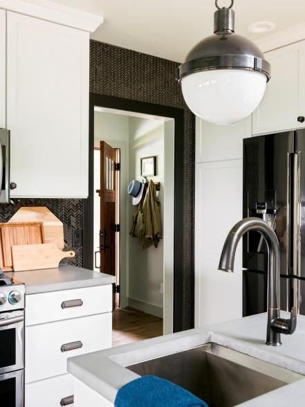Amazing Ideas Can Change Your Life Matte Gray Backsplash backsplash