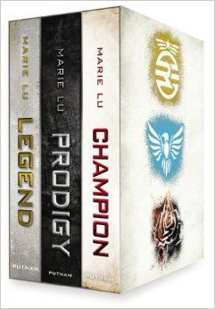 Legend Trilogy Boxed Set: Marie Lu