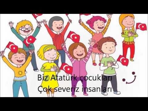 Atatürk Çocukları Şarkı ve Söz Film - YouTube