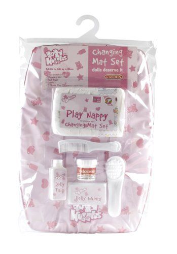 Casdon 712 Baby Huggles Dolls Changing Mat Set by Casdon, http://www.amazon.co.uk/dp/B00165X2B2/ref=cm_sw_r_pi_dp_wy0Isb0Y3PREK