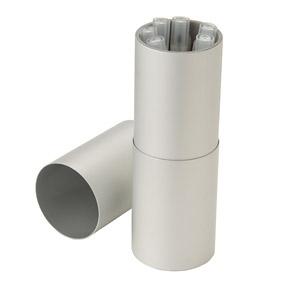 Aluminium Pen Tube by MUJI.