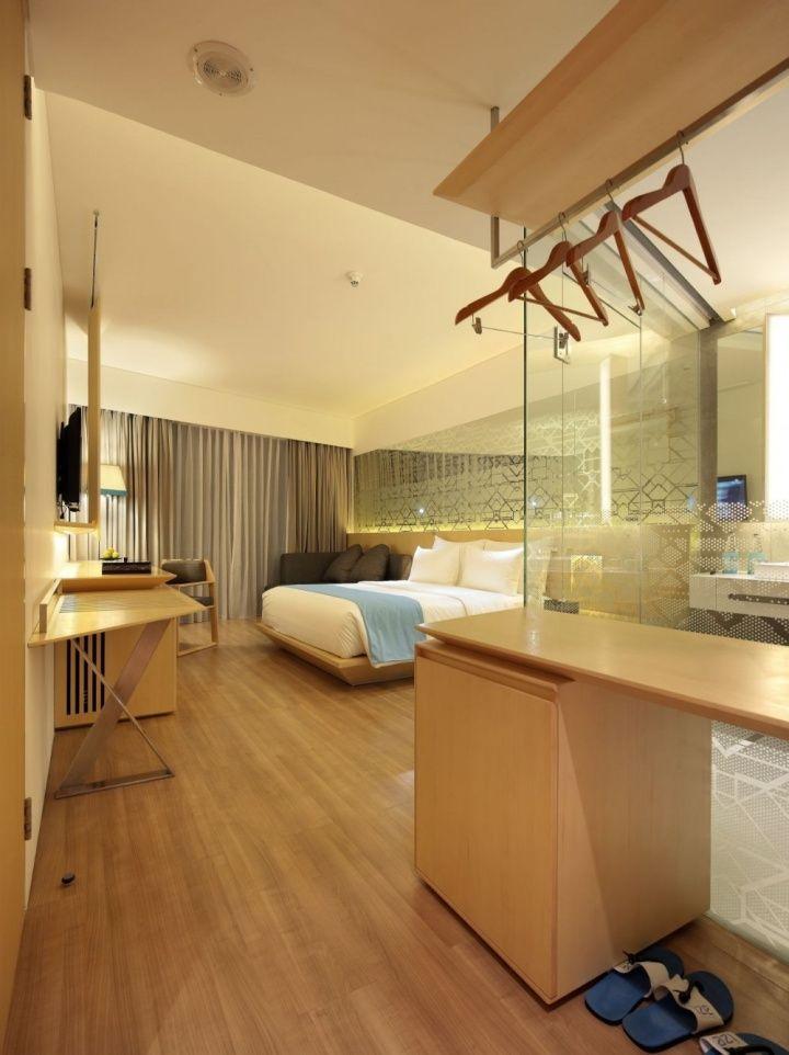 17 best images about hotel room on pinterest for Design hotel jakarta