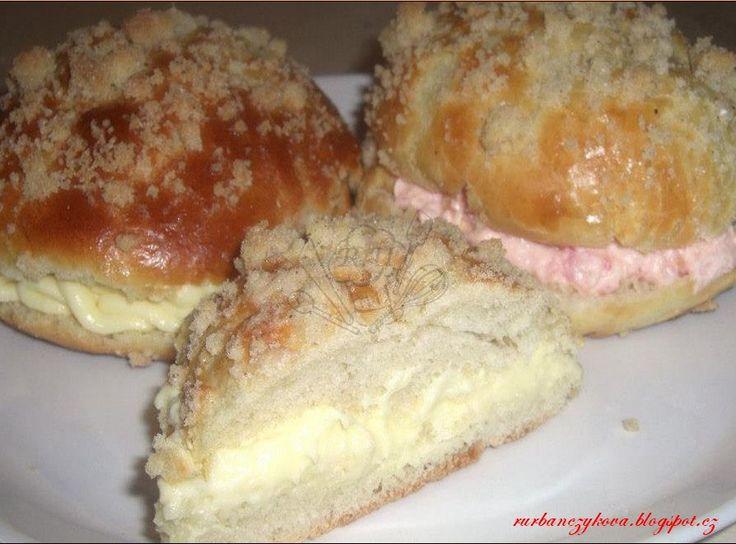 Pražské koláčky