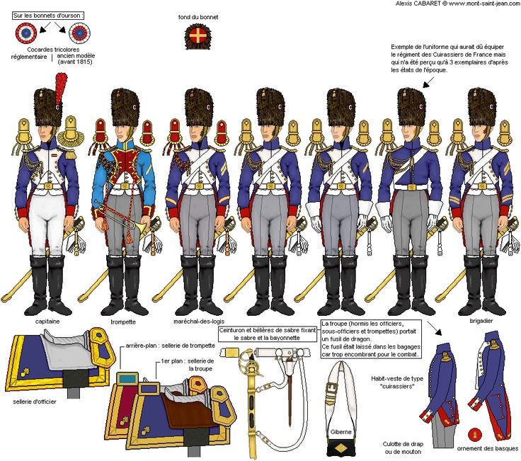 french army uniform napoleonic wars car interior design. Black Bedroom Furniture Sets. Home Design Ideas