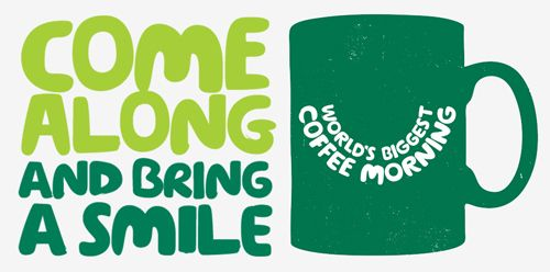 Strike-Jobs is fundraising for Macmillan Cancer by holding a coffee morning.