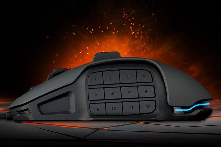 ROCCAT Nyth MMO Gaming Mouse