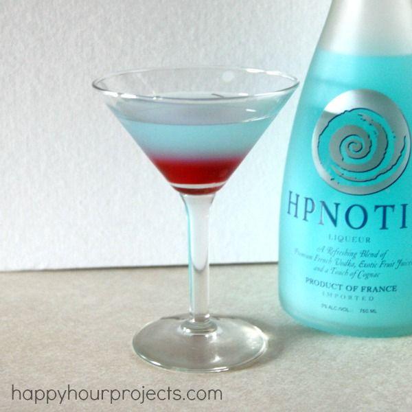 how to make ice wine martini