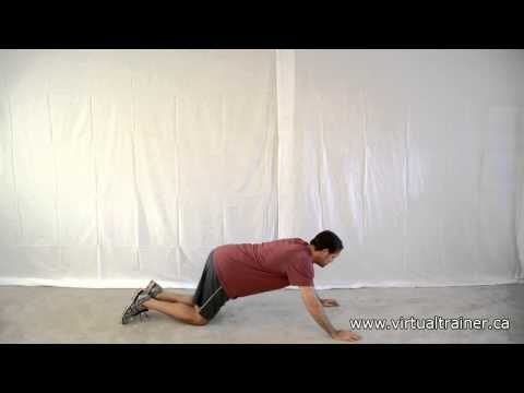How to do a Superman exercise