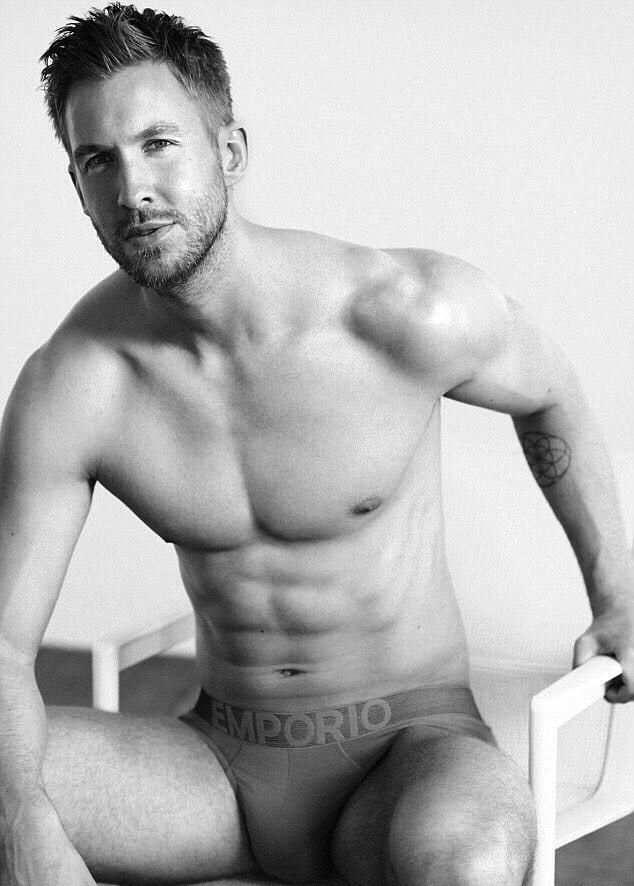 Calvin Harris Is Superhot and We Need to Address It
