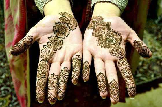 Latest Eid Mehndi Designs for Girls 2016-2017 | BestStylo.com