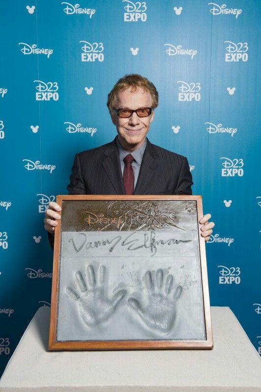 Danny Elfman, Disney Legend #dannyelfman #danny #elfman #oingoboingo #oingo…