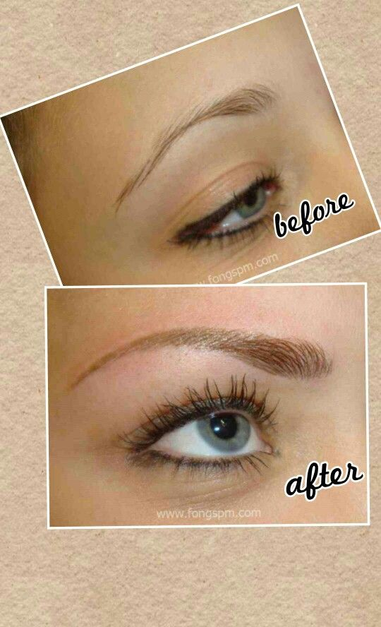 25 best ideas about semi permanent eyebrows on pinterest for Eyebrows tattoo removal laser