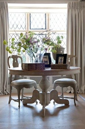 Sims Hilditch Interior Design - Cotswold Manor House