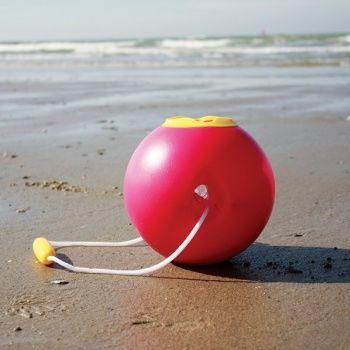 Wiaderko do wody i piasku Ballo - różowe