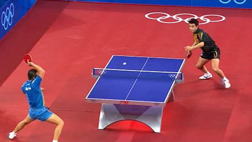Table tennis Rio 2016 Qualification Summer Olympics - Men's ...