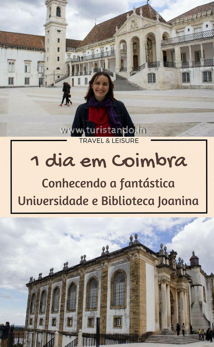 Passamos apenas 1 dia em Coimbra para conhecer a antiga universidade de Direito e, claro, entramos na biblioteca Joanina, considerada uma das mais lindas do mundo.