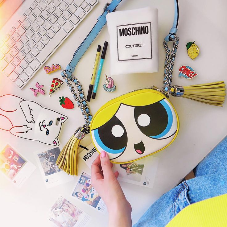 Bubbles bag ✨✨the powderpuff girls were my shii See this Instagram photo by @kateclapp • 240.7k likes
