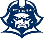 East Tennessee State University (ETSU) located in Johnson City, Tennessee and home of the Buccaneers.