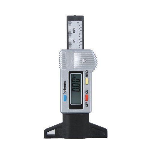 OWSOO Digital LCD Tyre Tire Tread Depth Gauge 0-25.4mm Metric/inch #OWSOO #Digital #Tyre #Tire #Tread #Depth #Gauge #Metric/inch