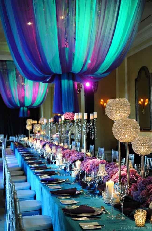 Indian Wedding Themes & Decor   Myshaadi.in