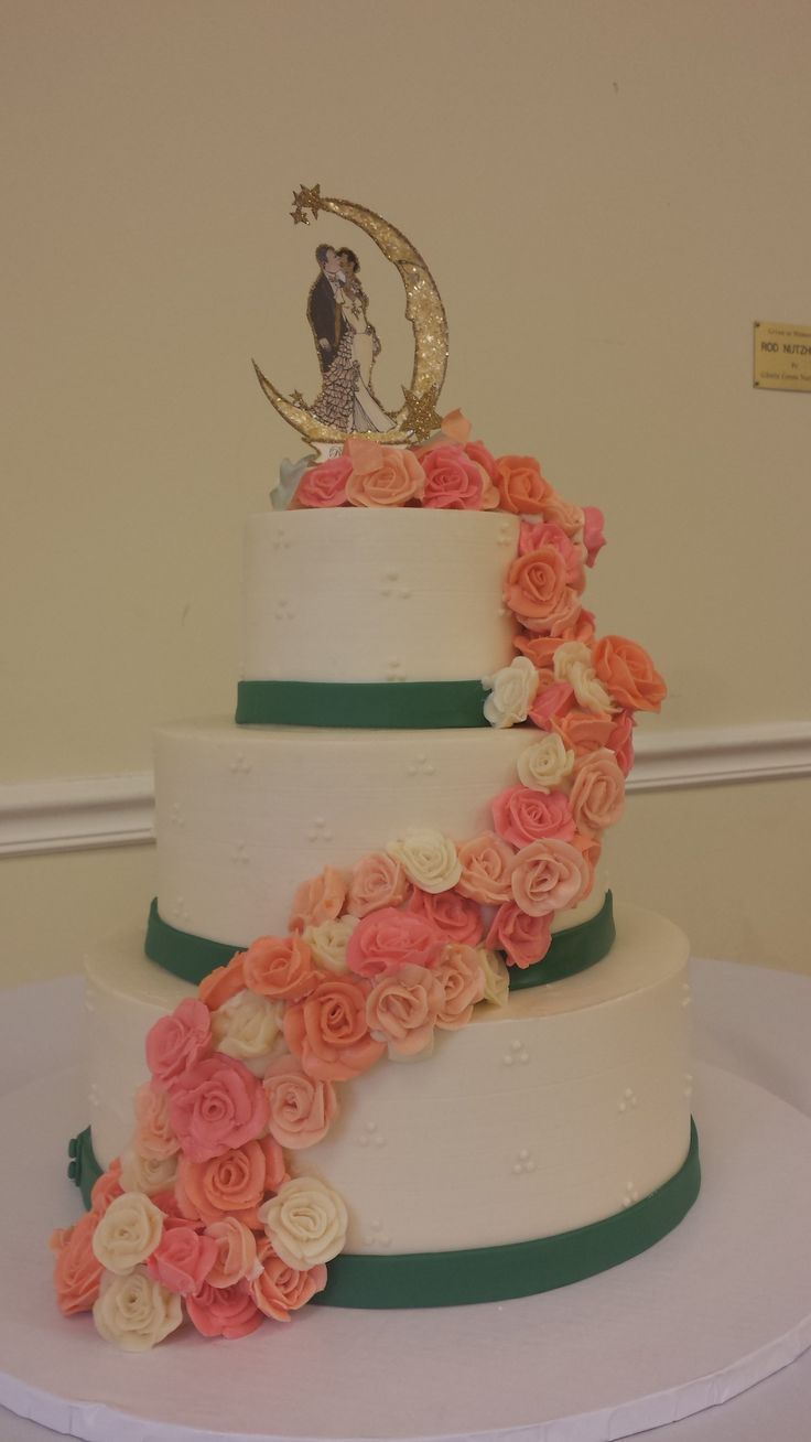 17 Best Images About Gluten Free Wedding Cakes On Pinterest Fondant Wedding