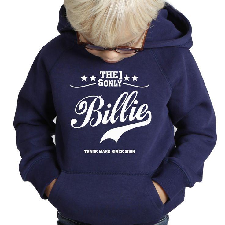 Gepersonaliseerde sweater The 1  only  kids  -