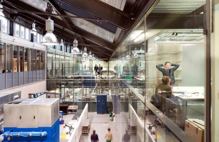 19 best images about types research centers labs on for Cloud 9 architecture