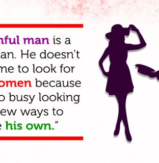 All girls have their own idea of the perfect man- the kind of man they hope to find one day, the man they can spend their entire lives with. So...