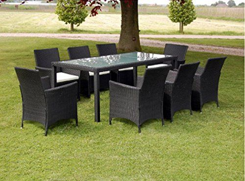 the 25+ best ideas about gartenmöbel rattan set on pinterest,